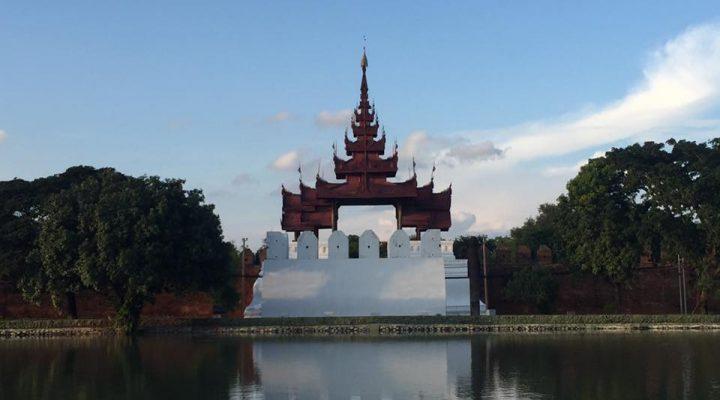 Arrivederci, Birmania!