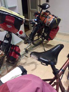 incontri: due bici in tinello
