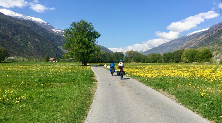Svizzera, arriviamo