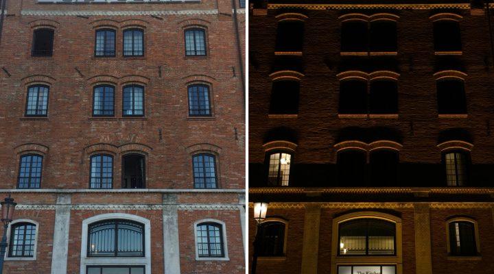 A Venezia in grand hotel