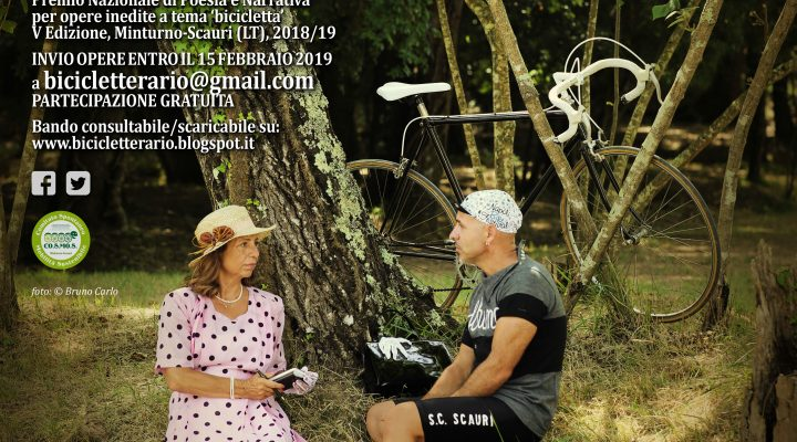 Il Bicicletterario (creatività a pedali)