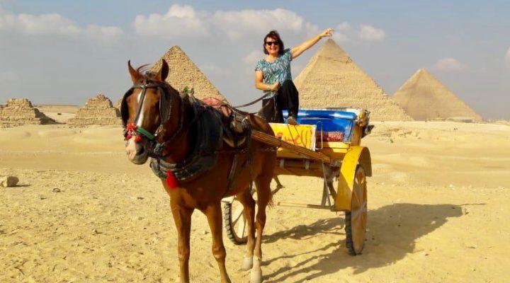Quaderni egiziani, 2a parte: piramidi e altre meraviglie