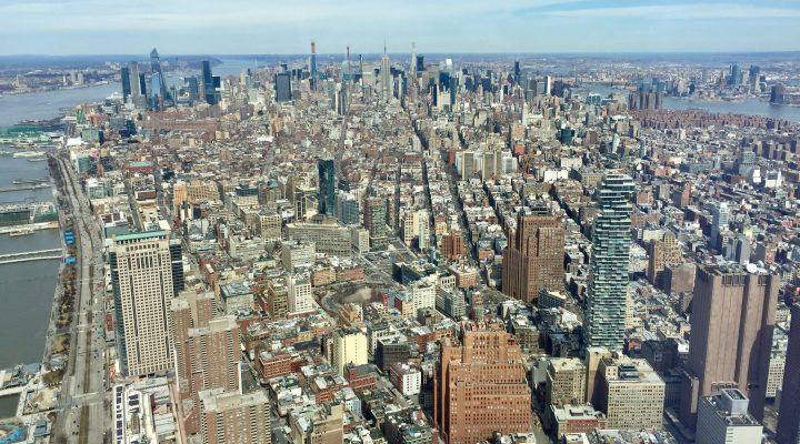 New York, sopra e sotto