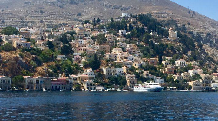 Cronache marinare: eccoci in Grecia