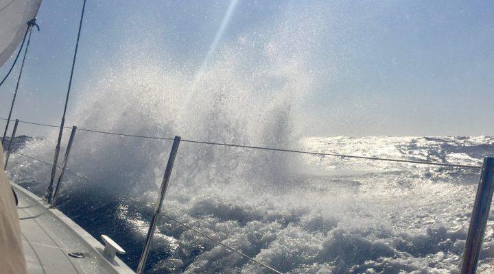 Cronache marinare: qui si fa sul serio