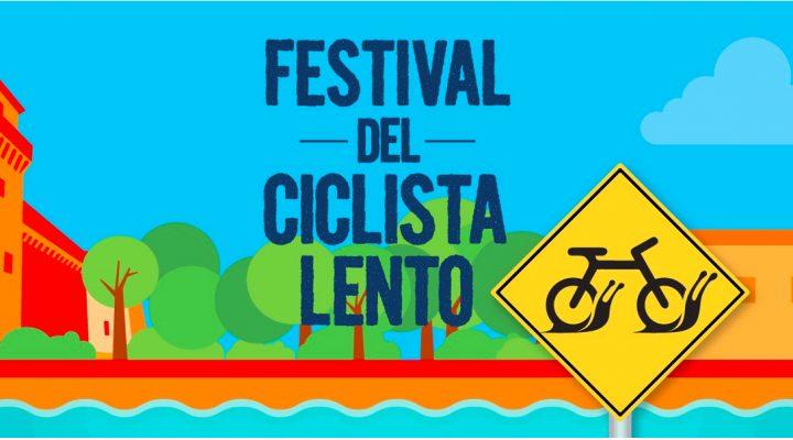Il Ciclista Lento, c'est moi!